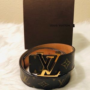 Authentic Louis Vuitton belt
